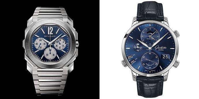 octo-finissimo-s-chronograph-gmt-vs-senator-cosmpolite-steel