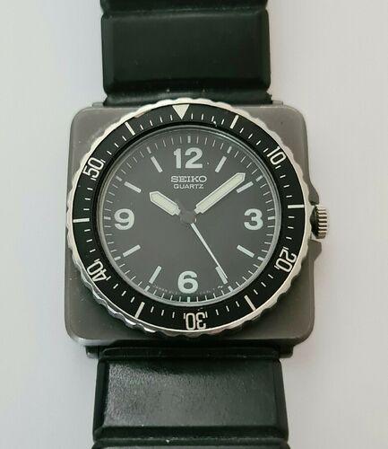 Seiko-2c21-0080-Fieldmaster-Contra-military-original-band-buckle